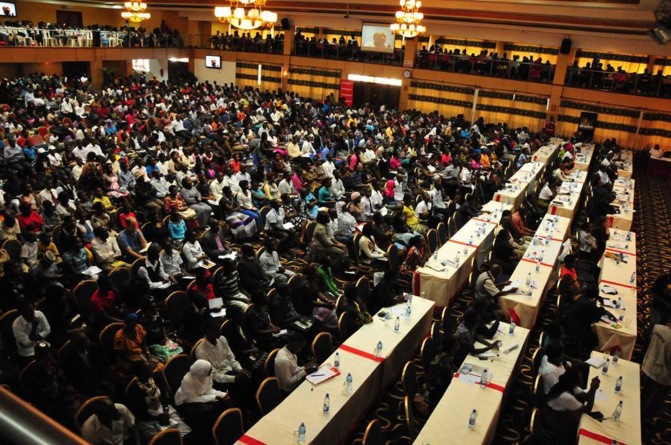 The 2nd Sickle Cell Conference in Uganda, Nile Hall, Hotel Africana, Kampala, Uganda. Thursday, June 19th, 2014.