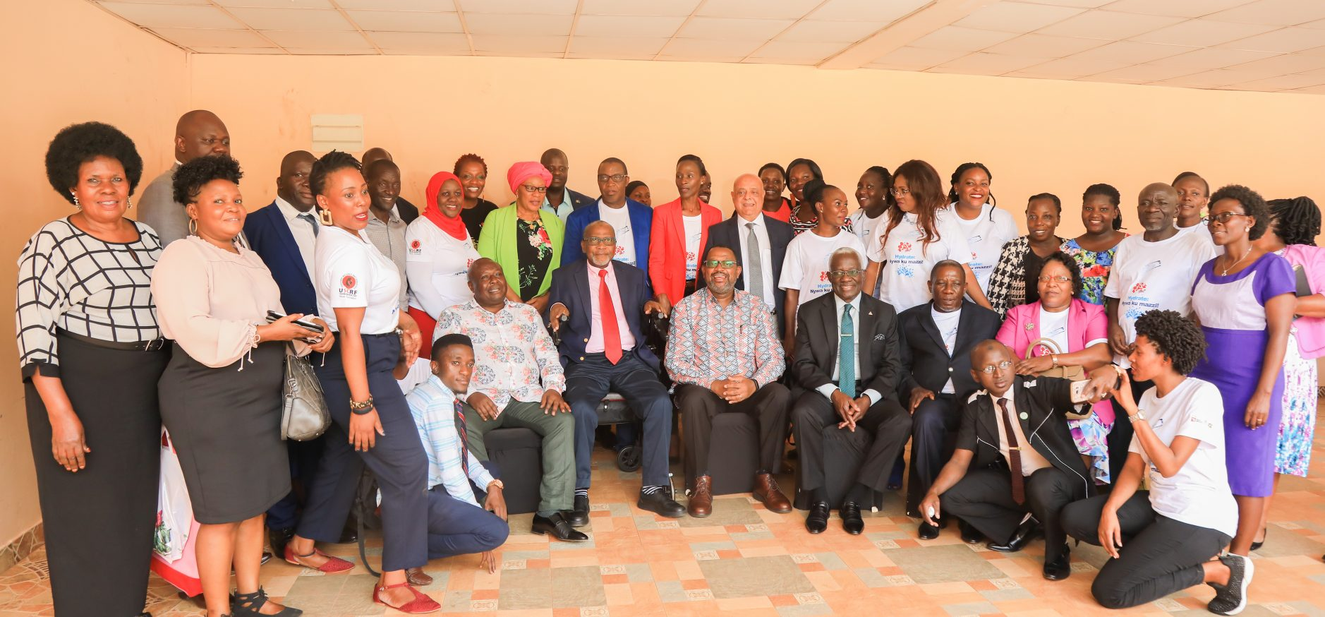 The 5th Sickle Cell Conference at Hotel Africana, Uganda